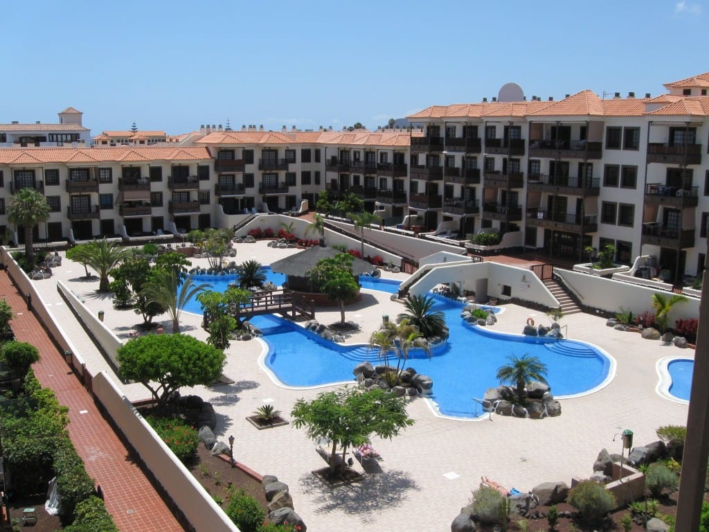 Appartement in tenerife jamin for Appartement tenerife